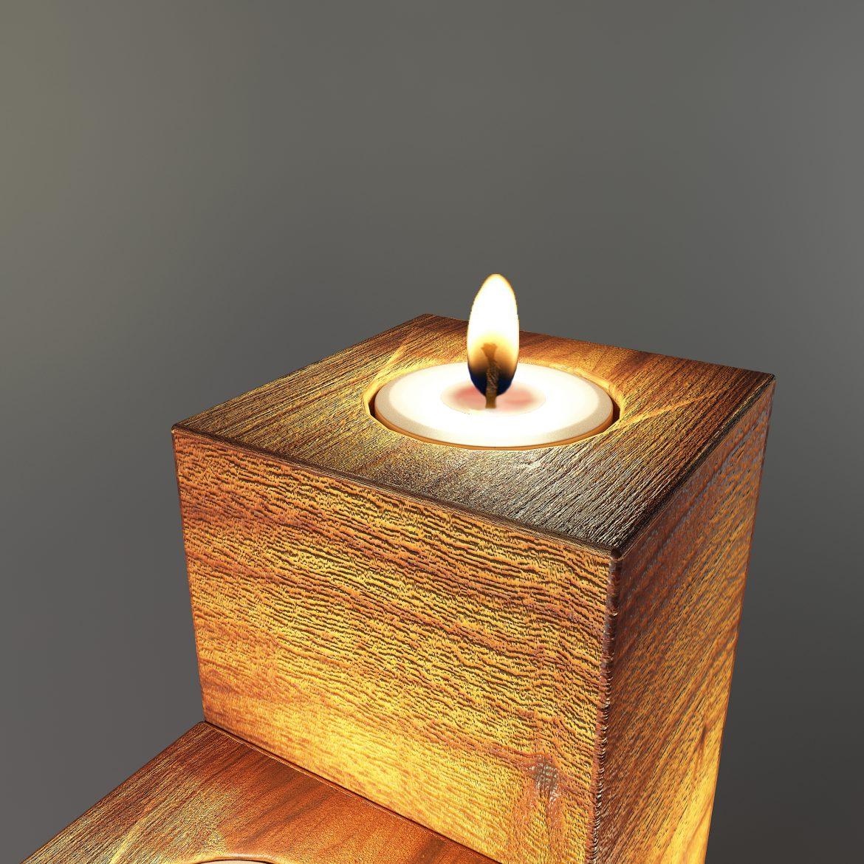wooden stand taper-64 3d model max obj 297914