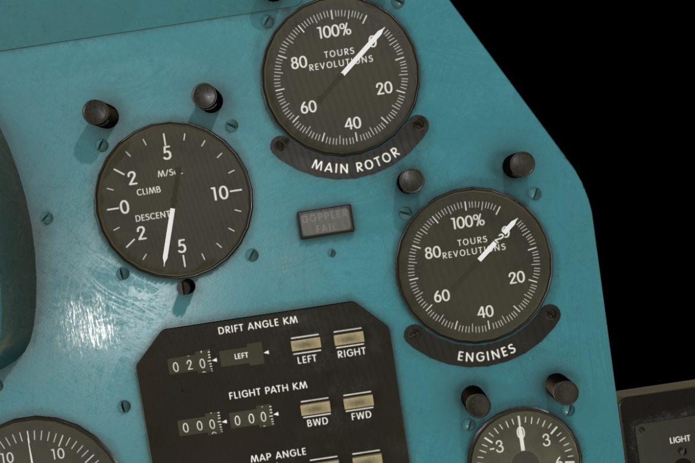 mi-8mt mi-17mt right panels board english 3d model 3ds max fbx obj 297995