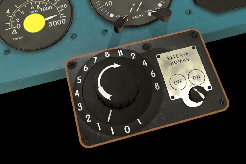 mi-8mt mi-17mt right panels board english 3d model 3ds max fbx obj 297997