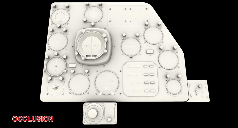 mi-8mt mi-17mt right panels board english 3d model 3ds max fbx obj 298014