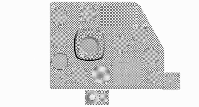 mi-8mt mi-17mt right panels board russian 3d model 3ds max fbx obj 298072