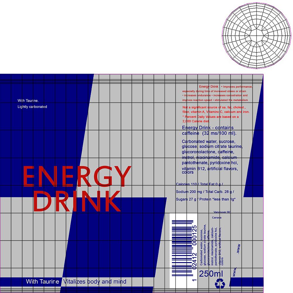 Эрчим хүчний ундааны хөнгөн цагаан 3 загварыг хамгийн ихдээ 298193 максимум fbx ma mb obj болно