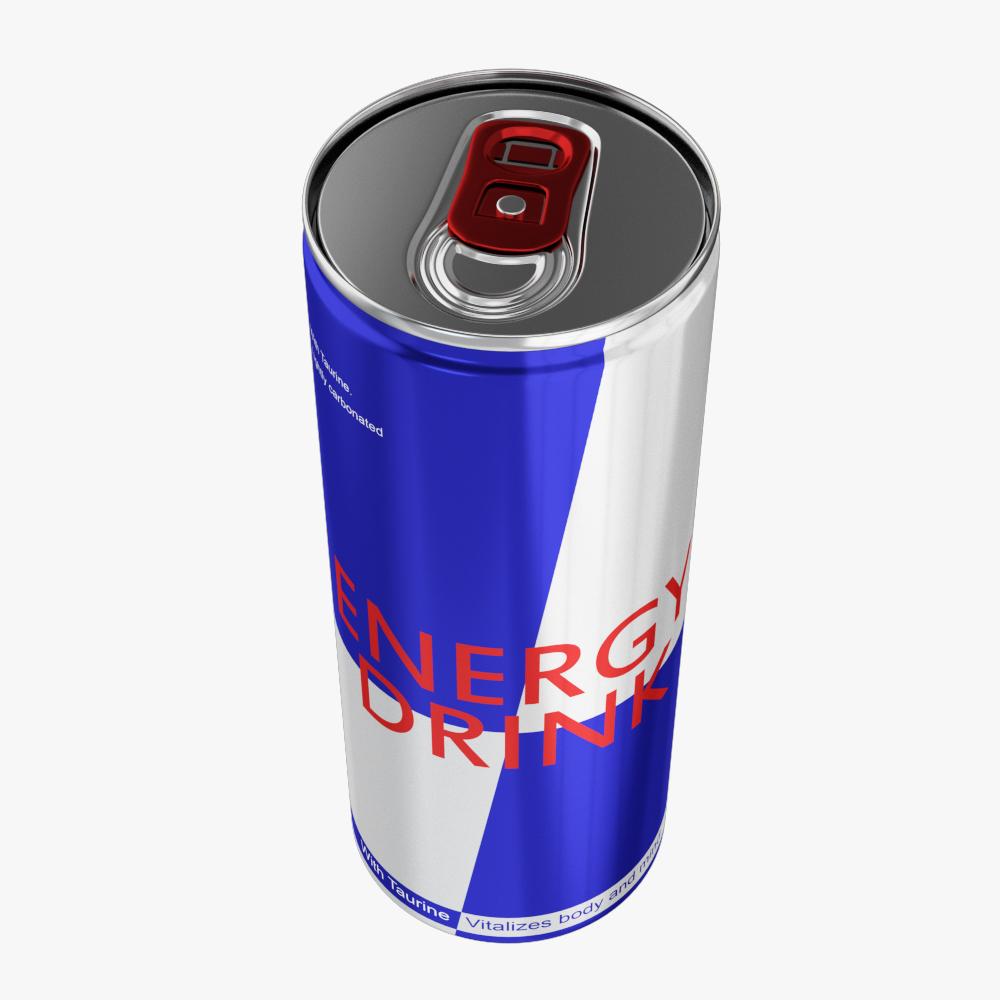 Эрчим хүчний ундааны хөнгөн цагаан 3 загварыг хамгийн ихдээ 298194 максимум fbx ma mb obj болно
