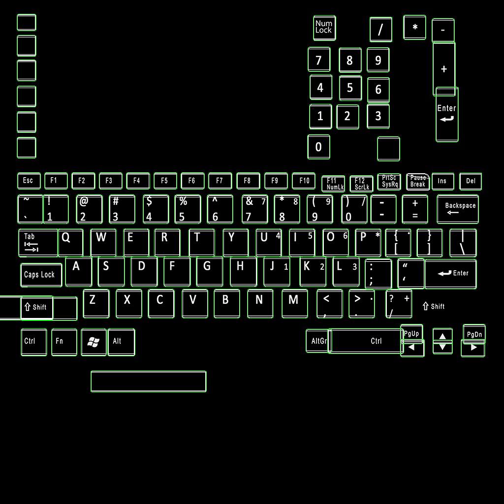 általános játékgép laptop 3d modell max fbx ma mb objekt 298251