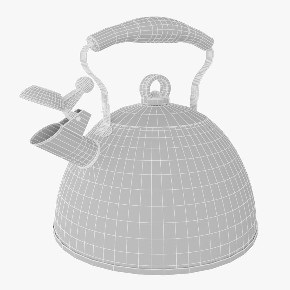 Generic ketill 3d líkan max fbx ma mb obj 298261