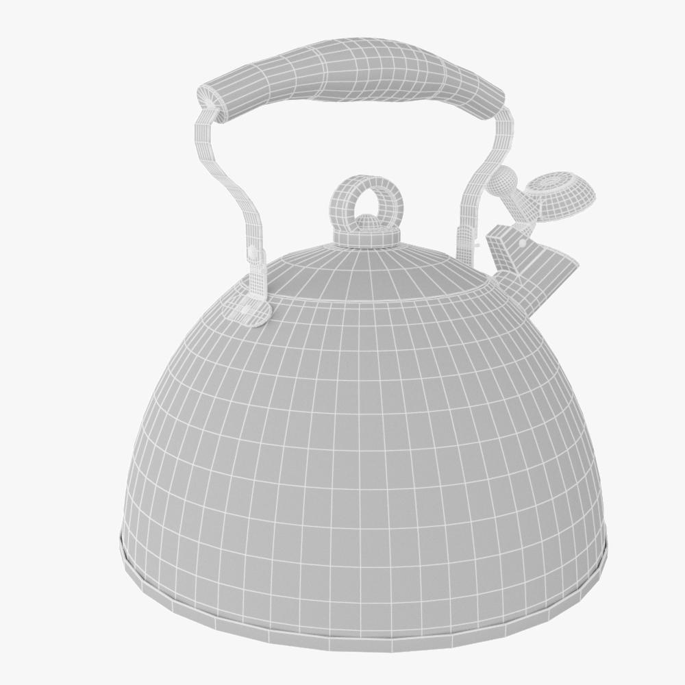 Generic ketill 3d líkan max fbx ma mb obj 298262