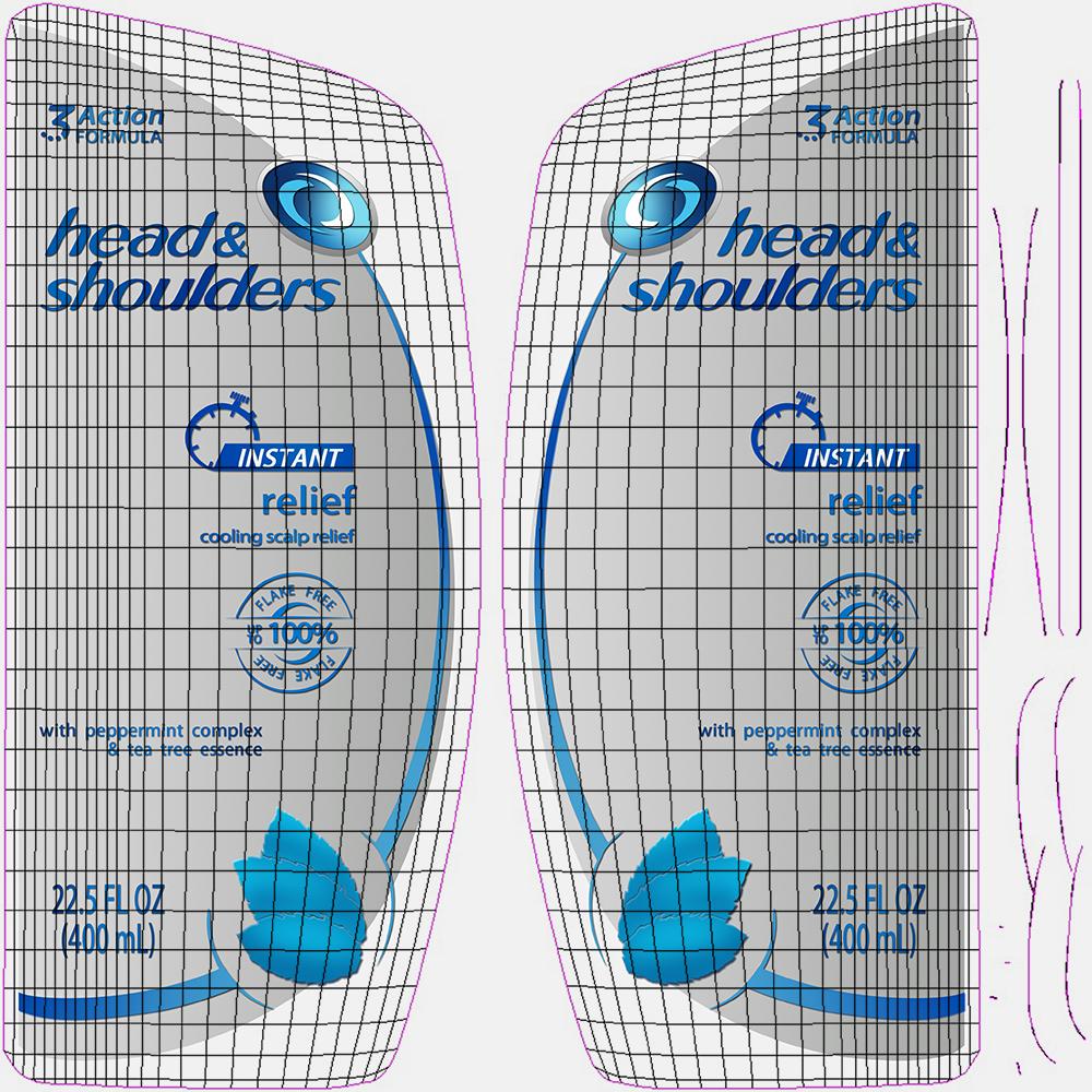 head and shoulders shampoo bottle 3d model max fbx ma mb obj 298324