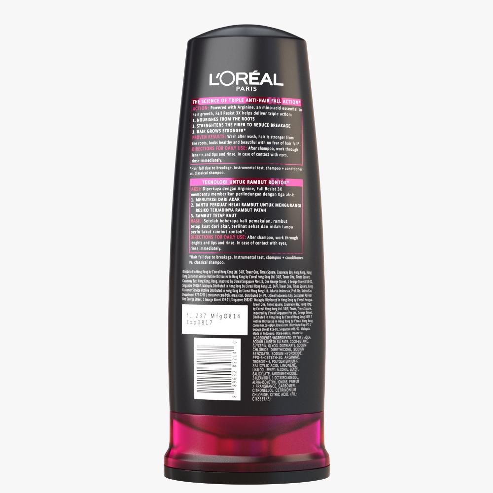 loreal shampoo bottle 3d model max fbx ma mb obj 298399