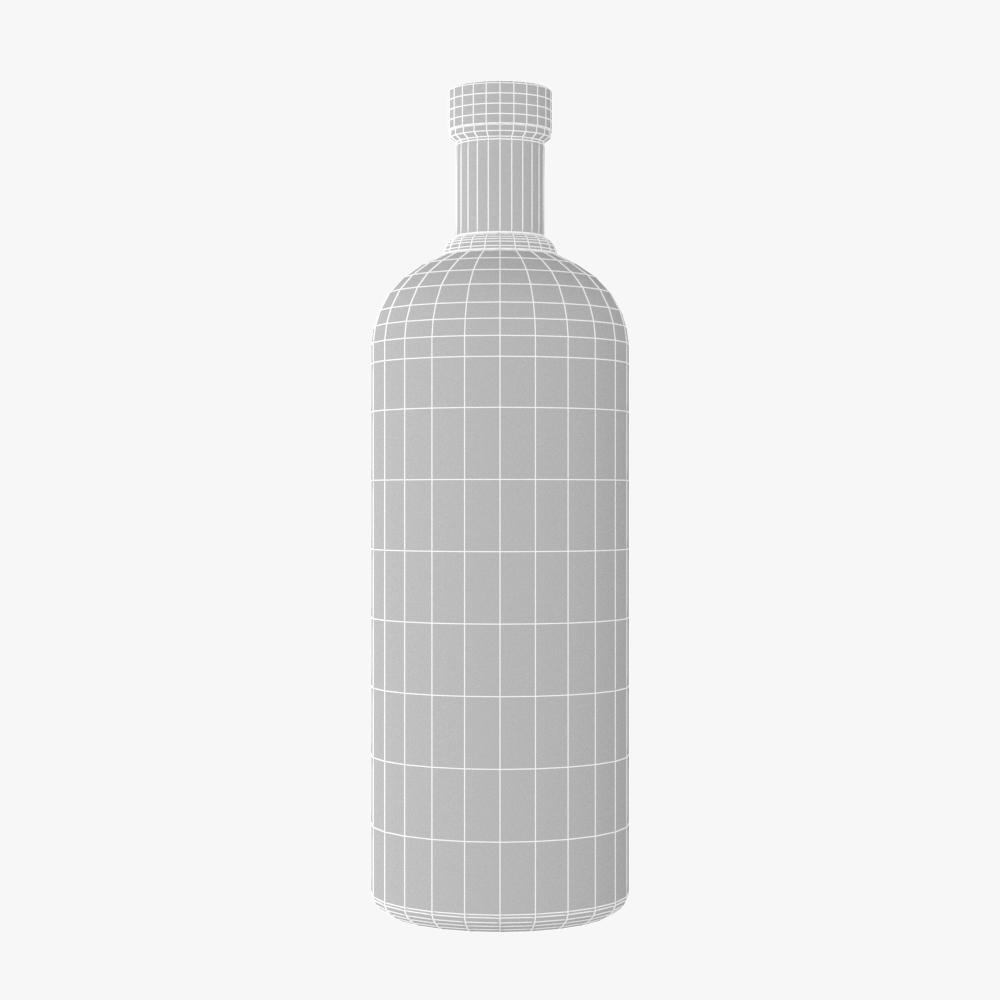 Архины лонх архи виски цуглуулах 3d загвар 298625 максимум fbx ma mb obj