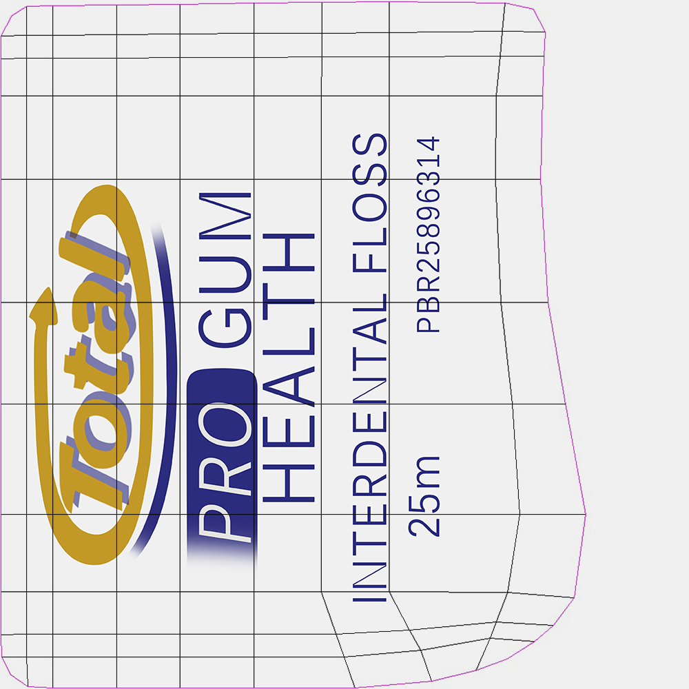 oral hygiene collection 3d model max fbx ma mb obj 298683
