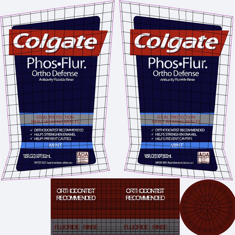 oral hygiene collection 3d model max fbx ma mb obj 298688