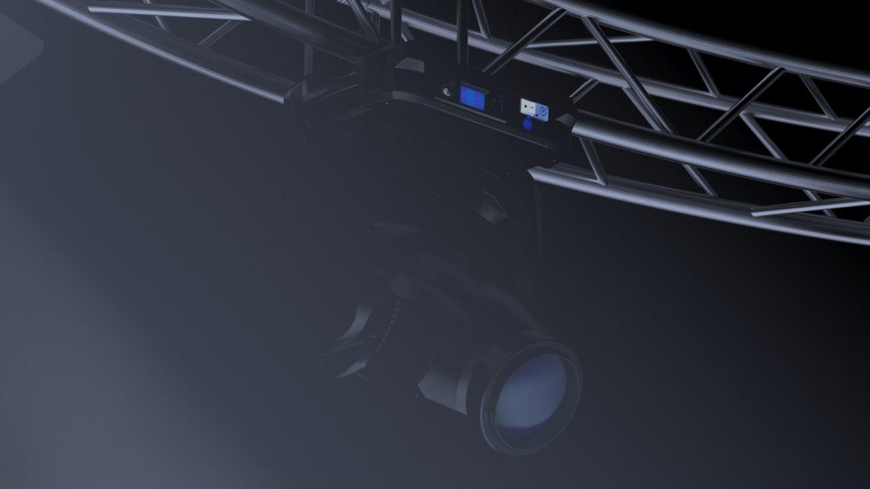 circle square truss 700cm-stage lights 3d model 3ds max fbx c4d dae  obj other 298998