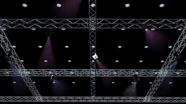big square truss-stage lights 3d model 3ds max fbx dae  obj other 299033