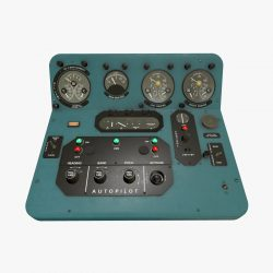 mi-8mt mi-17mt central panels board english 3d model 3ds max fbx obj 299240