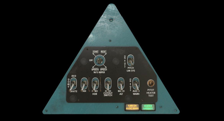 mi-8mt mi-17mt left triangular board english 3d model 3ds max fbx obj 299299