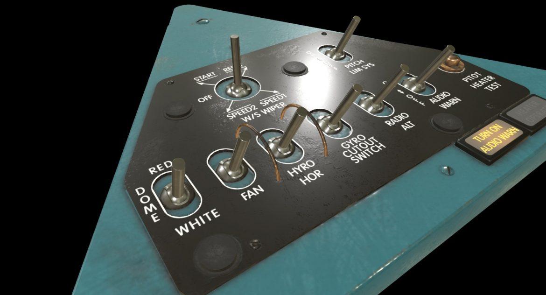 mi-8mt mi-17mt left triangular board english 3d model 3ds max fbx obj 299300