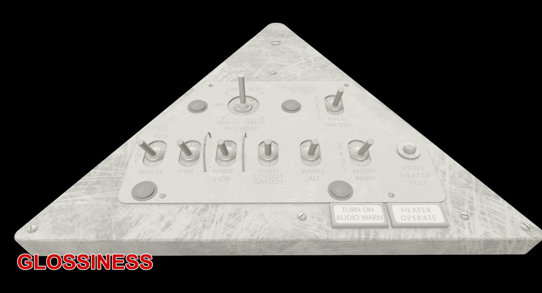 mi-8mt mi-17mt left triangular board english 3d model 3ds max fbx obj 299321