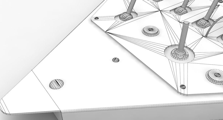 mi-8mt mi-17mt left triangular board russian 3d model 3ds max fbx obj 299358