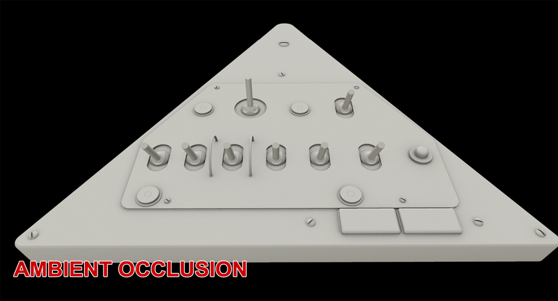 mi-8mt mi-17mt left triangular board russian 3d model 3ds max fbx obj 299369