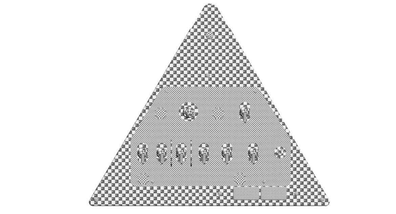 mi-8mt mi-17mt left triangular board russian 3d model 3ds max fbx obj 299374