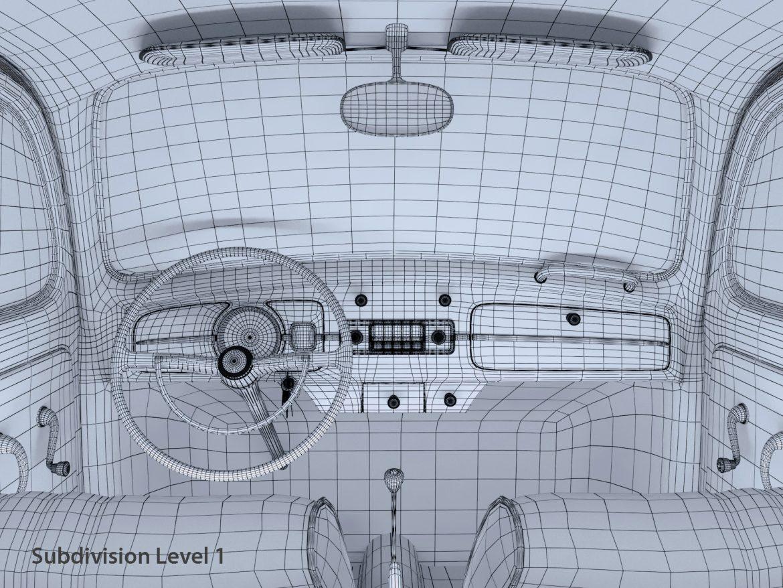 volkswagen beetle fusca 1969 3d model max c4d lxo ma mb  texture obj 299461