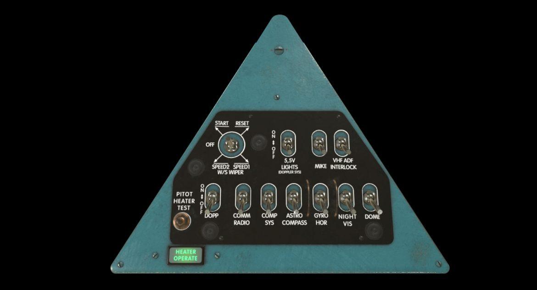mi-8mt mi-17mt right triangular board english 3d model 3ds max fbx obj 299732