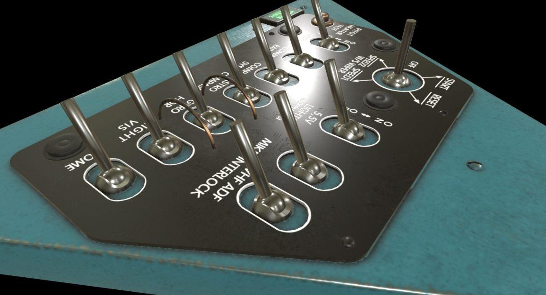 mi-8mt mi-17mt right triangular board english 3d model 3ds max fbx obj 299734