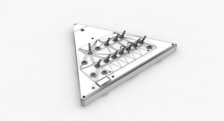 mi-8mt mi-17mt right triangular board english 3d model 3ds max fbx obj 299743