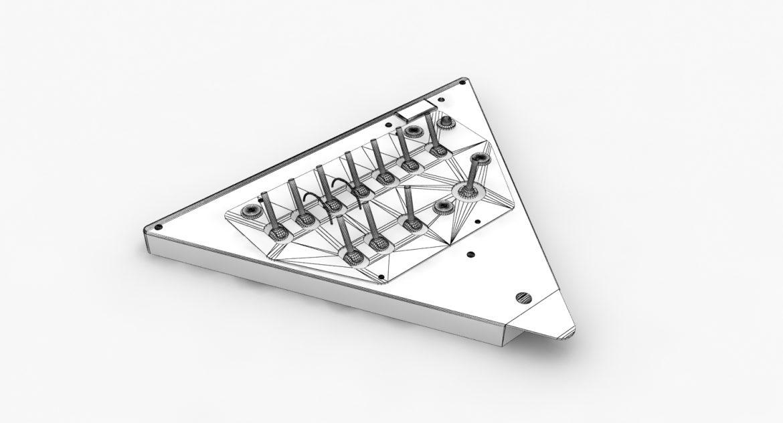 mi-8mt mi-17mt right triangular board english 3d model 3ds max fbx obj 299744