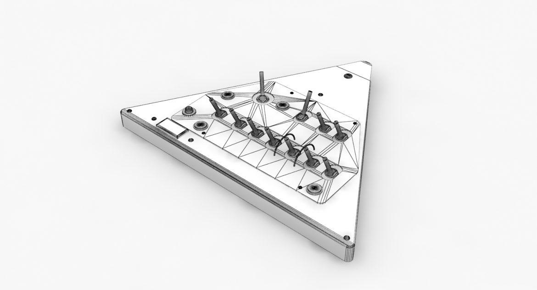 mi-8mt mi-17mt right triangular board english 3d model 3ds max fbx obj 299745