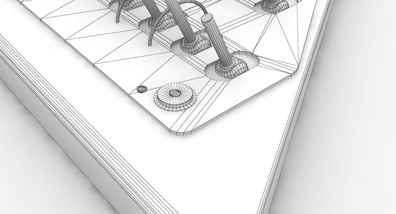 mi-8mt mi-17mt right triangular board english 3d model 3ds max fbx obj 299750