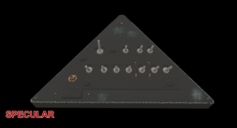 mi-8mt mi-17mt right triangular board english 3d model 3ds max fbx obj 299754