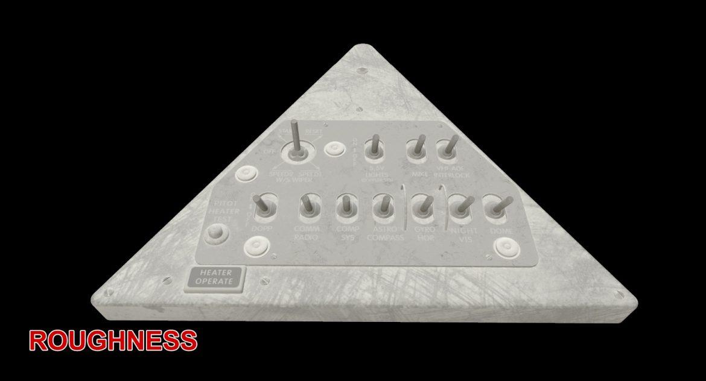 mi-8mt mi-17mt right triangular board english 3d model 3ds max fbx obj 299756