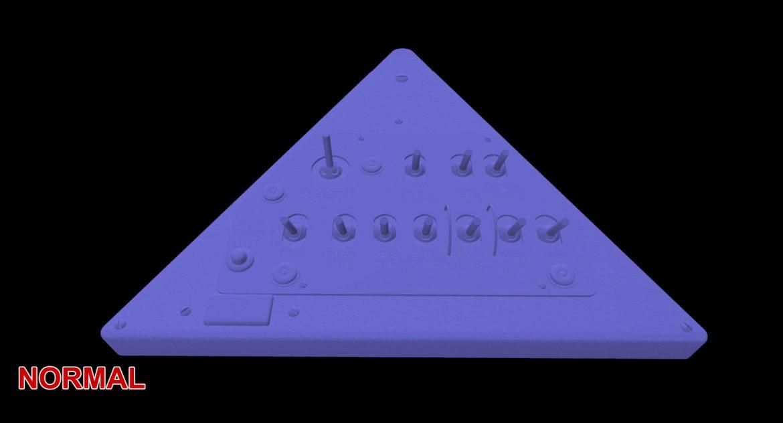mi-8mt mi-17mt right triangular board english 3d model 3ds max fbx obj 299760