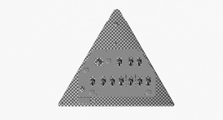 mi-8mt mi-17mt right triangular board english 3d model 3ds max fbx obj 299763
