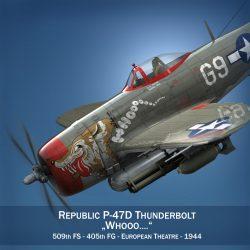 republic p-47d thunderbolt – whoo… 3d model fbx c4d lwo obj 299854