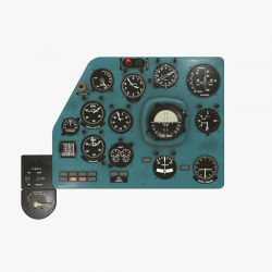 mi-8mt mi-17mt left panels board english 3d model 3ds max fbx obj 300151