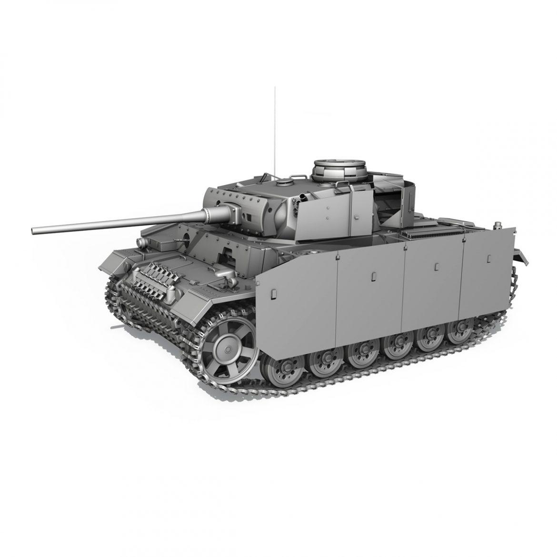 pzkpfw iii – panzer 3 – ausf.m – 631 3d model 3ds c4d lwo obj 300467