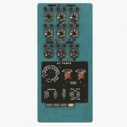 mi-8mt mi-17mt power panels board english 3d model 3ds max fbx obj 300477