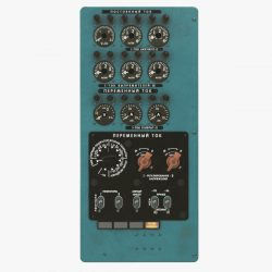 mi-8mt mi-17mt power panels board russian 3d model 3ds max fbx obj 300514