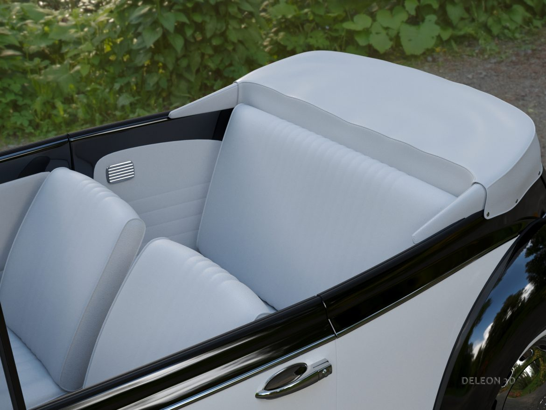 volkswagen bogár átváltható 3d modell max fbx c4d lxo ma mb obj 300903