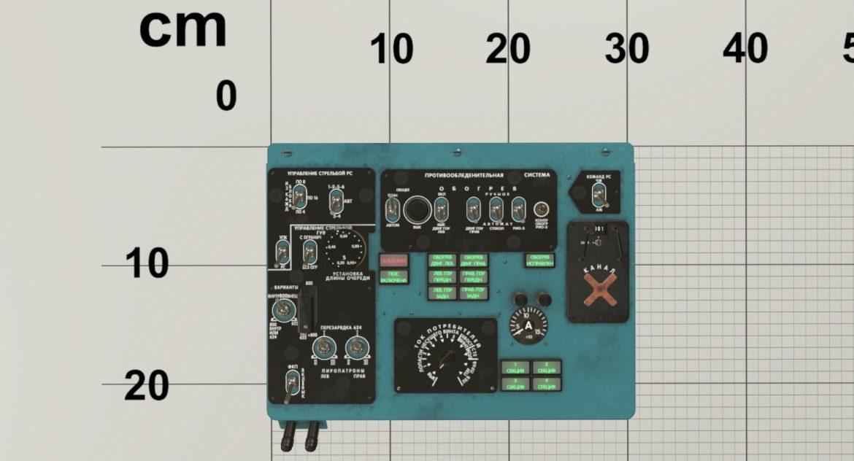 mi-8mt mi-17mt left overhead board russian 2 3d model 3ds max fbx obj 300976