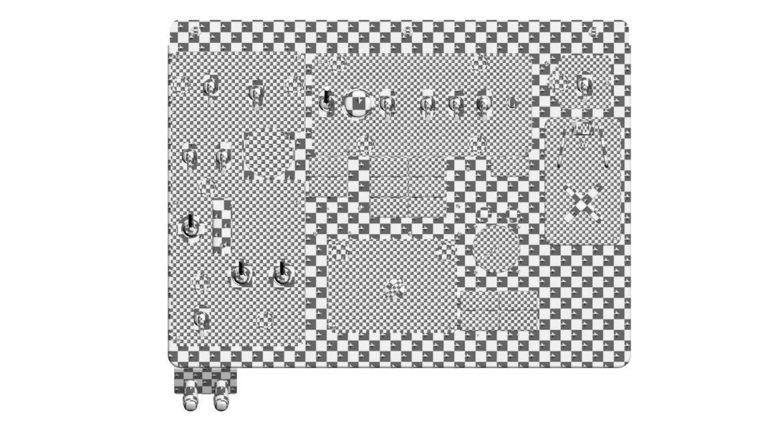 mi-8mt mi-17mt left overhead board russian 2 3d model 3ds max fbx obj 300998