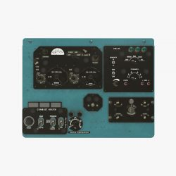 mi-8mt mi-17mt right overhead board english 3d model 3ds max fbx obj 301016