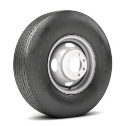 vintage wheel and tire 10 3d model 3ds max fbx obj 301104