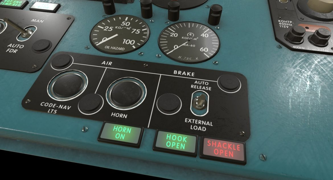 mi-8mt mi-17mt left side console english 3d model 3ds max fbx obj 301517