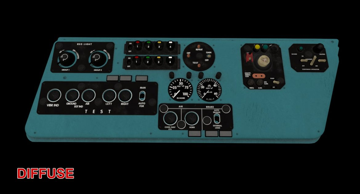 mi-8mt mi-17mt left side console english 3d model 3ds max fbx obj 301530