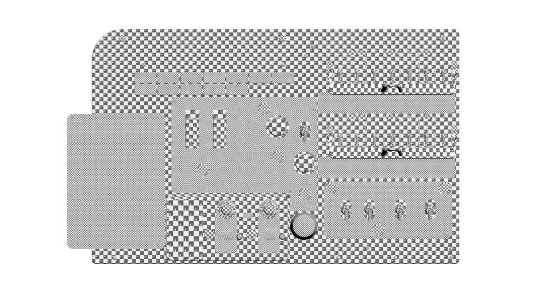 mi-8mt mi-17mt left circuit console english 3d model 3ds max fbx obj 301697