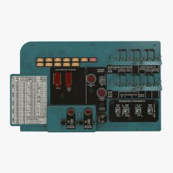 mi-8mt mi-17mt left circuit console russian 3d model 3ds max fbx obj 301705