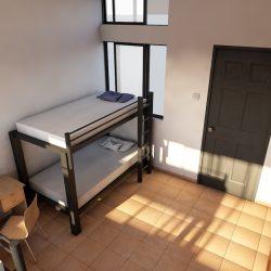 hostel room 3d model c4d 301762